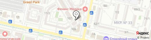 Wildberries.ru на карте Ставрополя