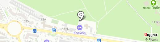 ГОСТИ на карте Ставрополя