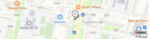 Риэлтор Быстрого Реагирования на карте Ставрополя