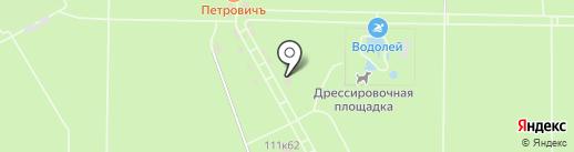 Тир на карте Ставрополя