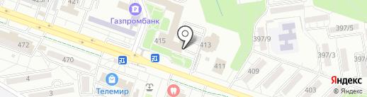 ПринтСервис на карте Ставрополя