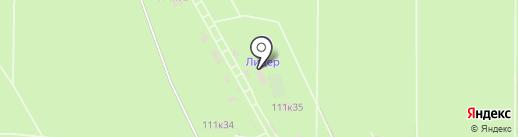 Palmira на карте Ставрополя