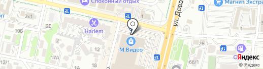 TOM TAILOR на карте Ставрополя