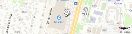 Columb Watches на карте Ставрополя