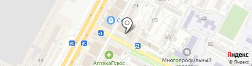 Botticelli на карте Ставрополя