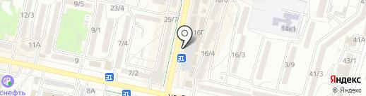 VR-Clinic на карте Ставрополя