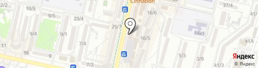 Ассорти-Экспресс на карте Ставрополя