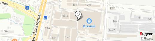 DonCotton на карте Ставрополя