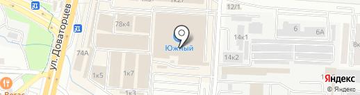 Мир Праздника на карте Ставрополя