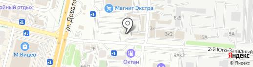 StavFloor на карте Ставрополя