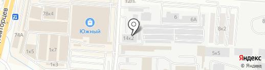 DRIVE на карте Ставрополя