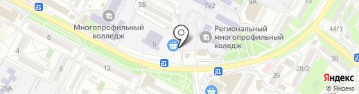 Dream TM на карте Ставрополя