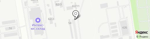 СтавЛес на карте Ставрополя