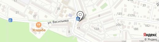 Аладдин на карте Ставрополя