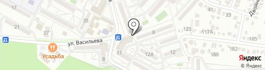 Изобилие вкусняшек на карте Ставрополя