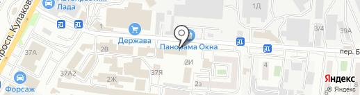 ЖЕСТЯНЩИК26 на карте Ставрополя