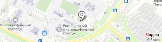 BARS на карте Ставрополя