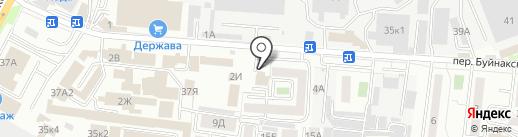 ВСЕ ДЛЯ КРОВЛИ И ФАСАДА на карте Ставрополя