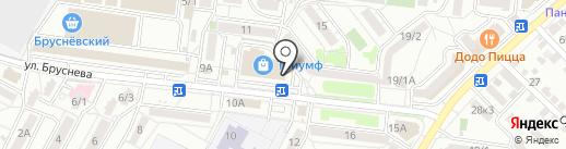 Артэкс Prо на карте Ставрополя