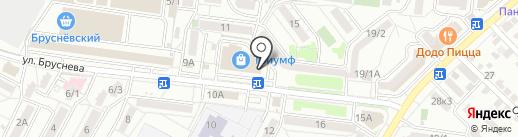 Bloomy на карте Ставрополя