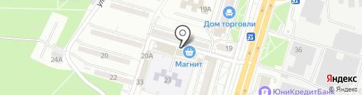 Степа на карте Ставрополя