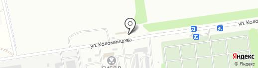 Магазин инструментов на карте Ставрополя