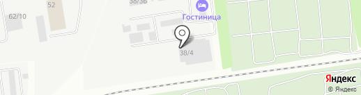 ТБМ-Маркет на карте Ставрополя