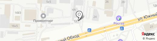 Maragroup на карте Ставрополя