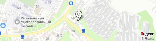 GOSTY на карте Ставрополя