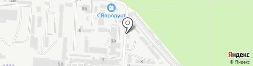 НовоТек на карте Ставрополя