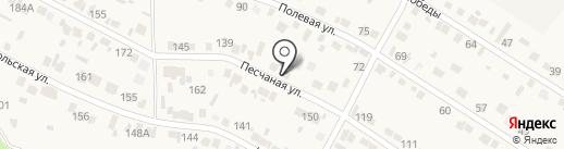 Строительно-хозяйственный магазин на карте Верхнерусского