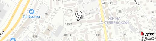 СтройГрад-Сервис на карте Ставрополя