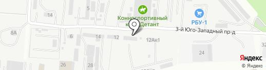 Российский сельскохозяйственный центр, ФГБУ на карте Ставрополя