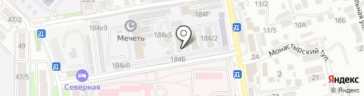 ТАВЕРНА на карте Ставрополя