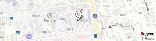 НормаДез на карте Ставрополя