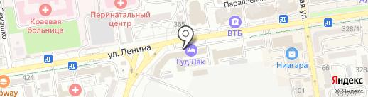 Адвокатский кабинет Максайда А.А. на карте Ставрополя