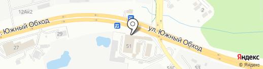 AVTO-PRO+ на карте Ставрополя