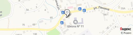 Банкомат, Сбербанк, ПАО на карте Татарки