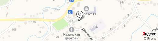 Салон ритуальных услуг на карте Татарки