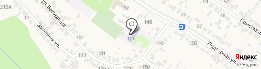 Детский сад №26 на карте Верхнерусского