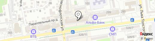 Квест Вилль на карте Ставрополя