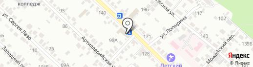Строй Плюс на карте Ставрополя