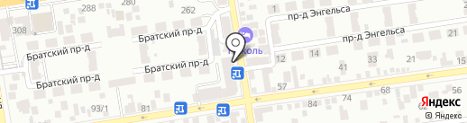 Омнифарм на карте Ставрополя
