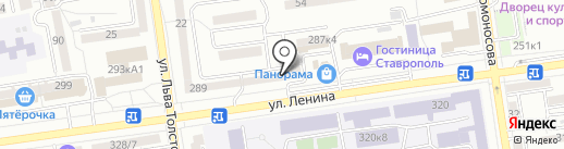 Best Collection на карте Ставрополя