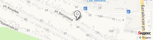 Эталон на карте Верхнерусского
