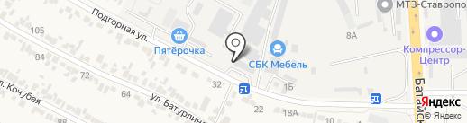 Знакомый доктор на карте Верхнерусского