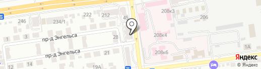 Все для дома на карте Ставрополя