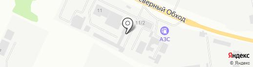 Агриплант Ставрополье на карте Ставрополя