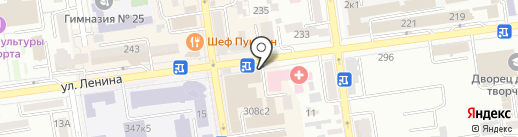 Мир ортопедии на карте Ставрополя
