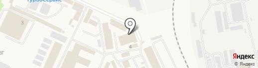 Ставропольстройопторг на карте Верхнерусского